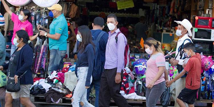 Honduras registra 118.421 contagios y 3.060 fallecidos desde marzo