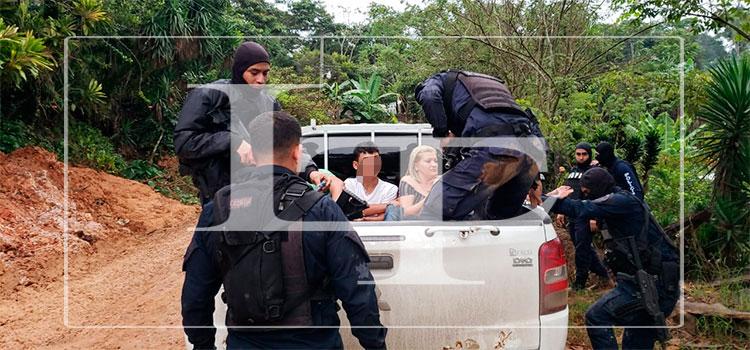 Detienen a tres sospechosos por muerte de una mujer en Santa Bárbara - Diario La Tribuna