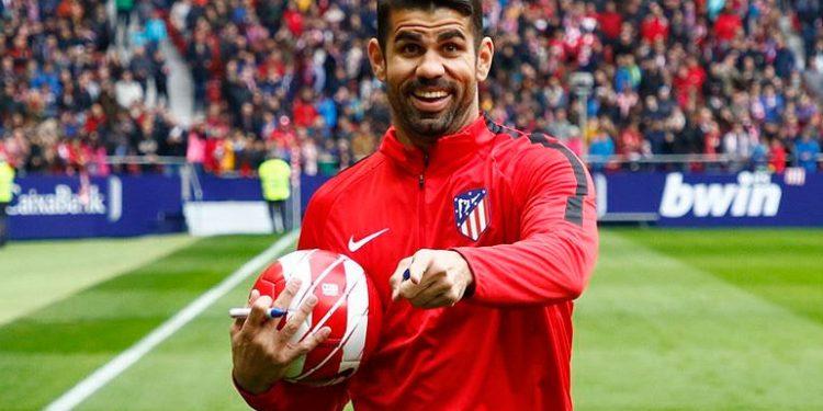 Diego Costa: Tanto para mí como para el club era lo mejor que podía pasar