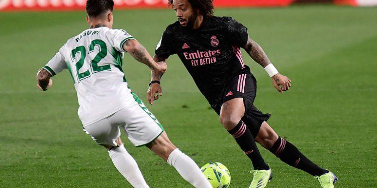 Elche frena marcha triunfal del Real Madrid