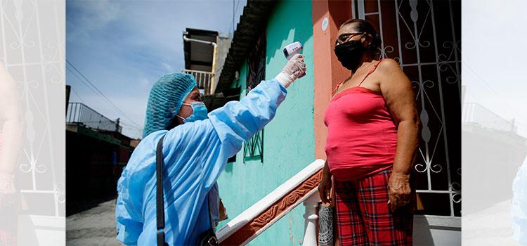 Casos de la covid en El Salvador se mantienen en 43.772 y decesos suman 1.283