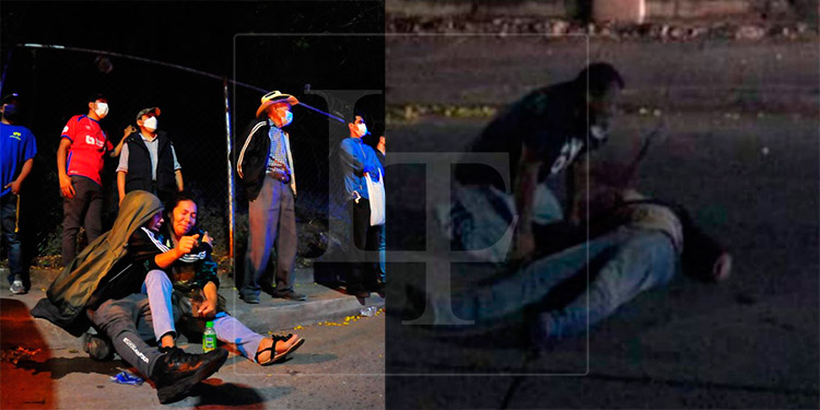 Muere atropellado exmilitar bailarín, Esdras Laínez