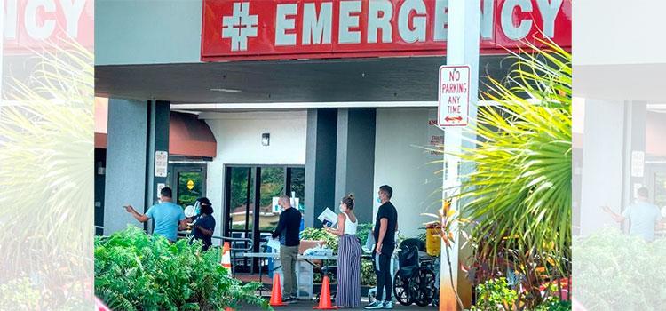 Florida agrega más de 13.000 casos de la covid-19