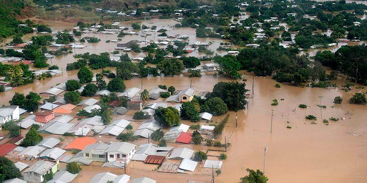 Informe CEPAL: daños tormentas e inundaciones