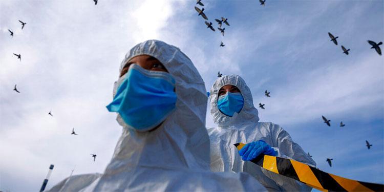 Israel detecta 4 casos de la cepa de coronavirus identificada en Sudáfrica