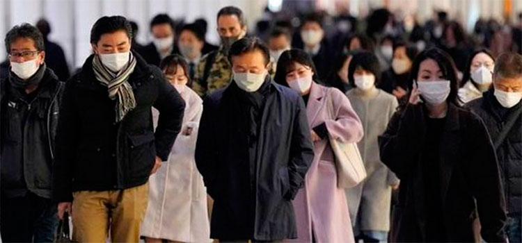 Detectan la nueva cepa de coronavirus en pasajeros llegados a Japón