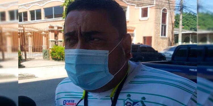 Técnico de Platense no sabe quién pidió jugar en la tarde ante Motagua