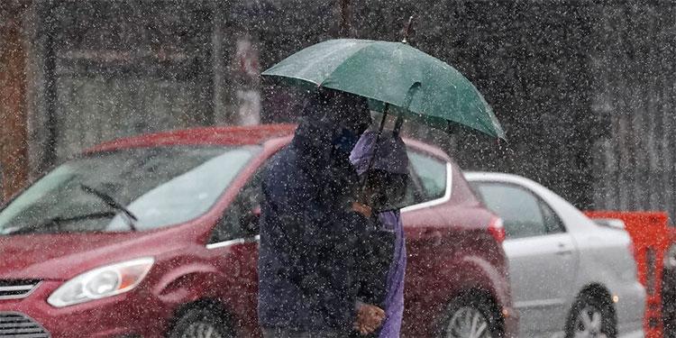 Oscar Lagos: No se descartan lluvias para el occidente, centro y oriente del país