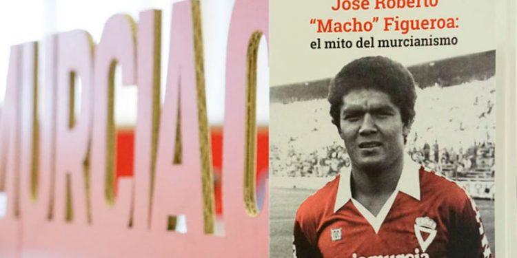 """Presentan en Murcia libro en honor al """"Macho"""" Figueroa"""