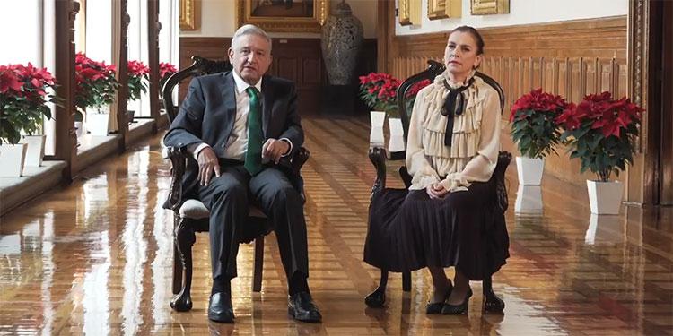 López Obrador pide a México mantener la fe en mensaje previo a Nochebuena