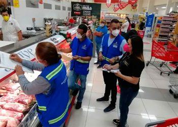 MP inspecciona mercados, restaurantes y otros comercios a nivel nacional