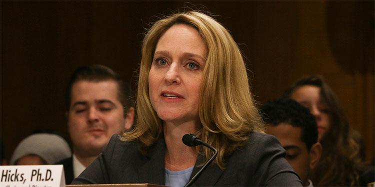 Biden elige a Kathleen Hicks para que sea la primera subsecretaria de Defensa
