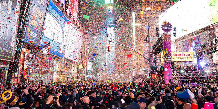Multitudes no podrán acceder a Times Square para Año Nuevo