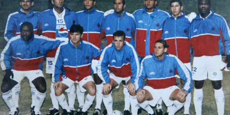 Olimpia ya fue semifinalista de Liga Concacaf hace 20 años