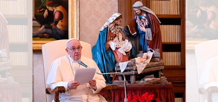 El papa Francisco celebra sus 84 años trabajando y recibiendo felicitaciones
