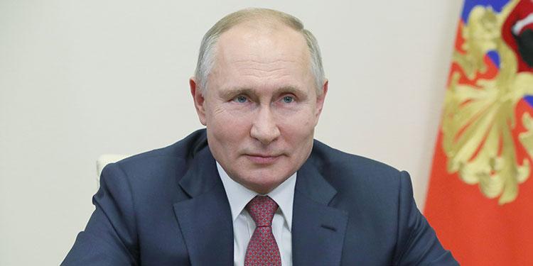 Putin felicita el año a Trump, Biden, Bolsonaro, el Papa y a Reyes de España
