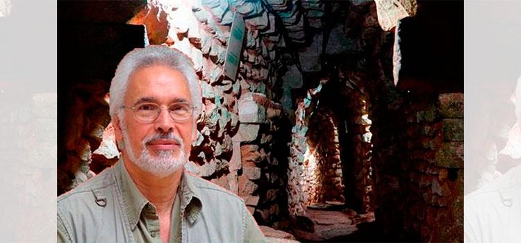 Presidente Hernández urge plan para reparar el Templo Rosalila en Copán Ruinas