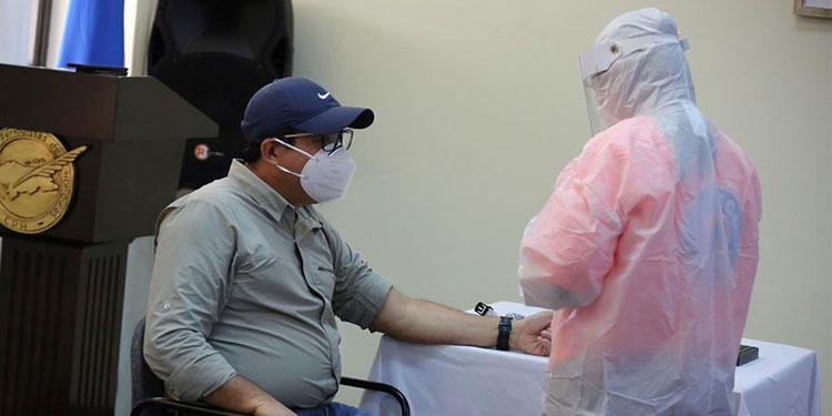 Honduras llega a 2.950 muertos por COVID-19 y 111.707 contagios