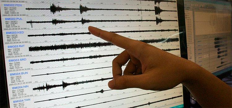 Sismo de magnitud 6,7 sacudió la zona centro y sur de Chile