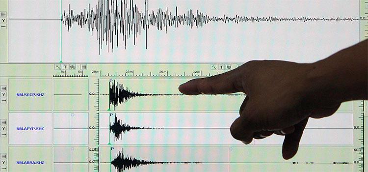 Un sismo de magnitud 5,1 frente a la costa sacude El Salvador sin causar daños