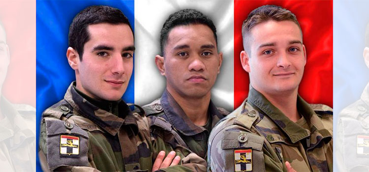 Mueren tres soldados franceses en una operación en Mali