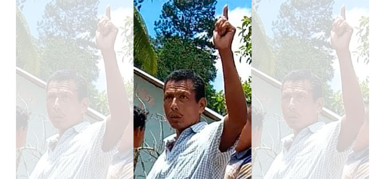 Matan a líder tolupán en Morazán Yoro