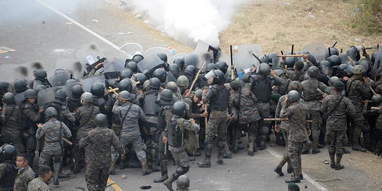 El Estado de Honduras exhorta al Estado de Guatemala a investigar y esclarecer las acciones.