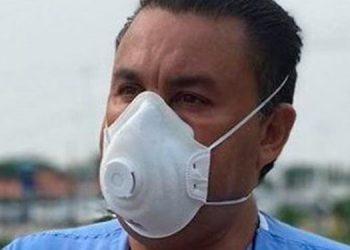 """Carlos Umaña: """"se debe fortalecer las salas de COVID-19 de los hospitales de la capital"""""""