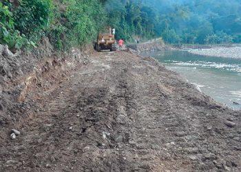 El paso hacia las comunidades de Panuaya, Sincuyapa, Las Vegas, y otros sectores ya fue restablecido.