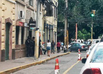 AMDC reporta dos denuncias diarias por robo en el centro histórico de la capital