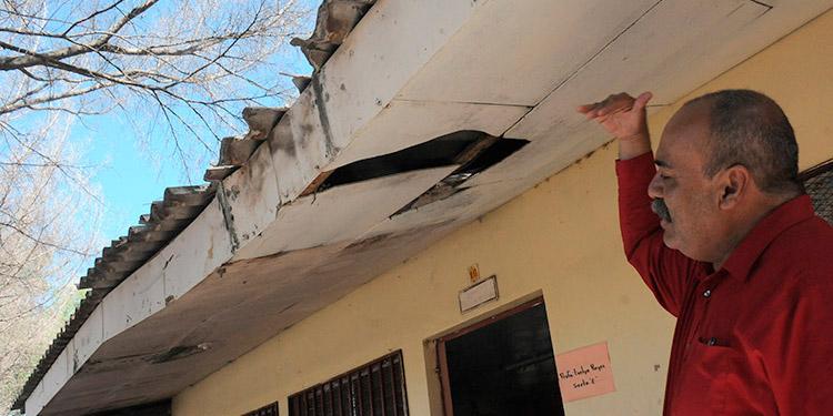 L1,000 millones se invertirán en reparar centros educativos.
