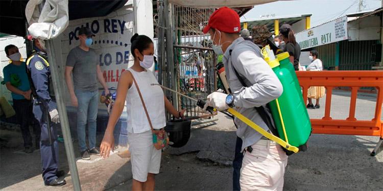 Empresarios sugieren fortalecer la bioseguridad para la protección ciudadana ante la pandemia.