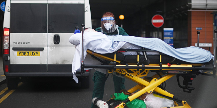 Casos globales de COVID-19 llegan a 88.3 millones, con 1.9 millones de muertes