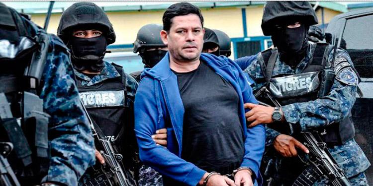 """Luis Suazo dice """"que acusaciones de extraditados en juicios no tienen fundamento."""""""