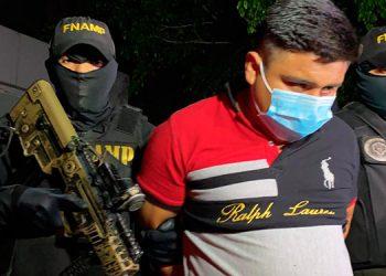 """Nelson Ariel Paz López (25), alias """"El Goyo"""", está acusado del delito de extorsión en perjuicio de un testigo protegido."""