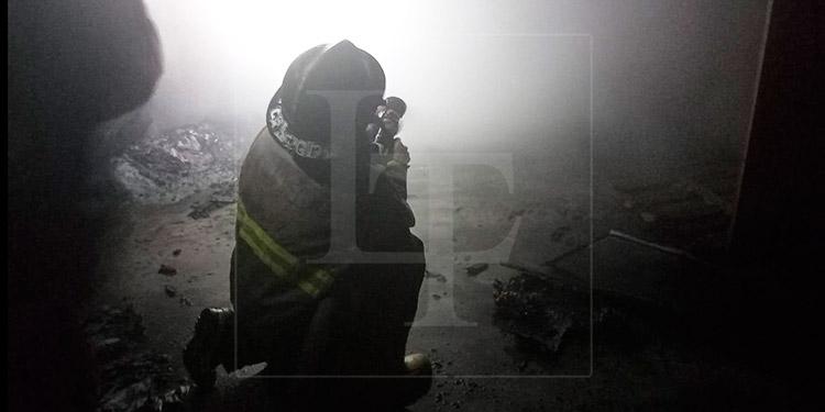Niño muere calcinado durante incendio en La Masica, Atlántida