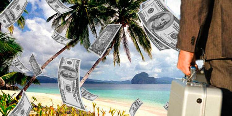 Administración tributaria busca encontrar en la lista OCDE, el destino de los capitales que se fugan de Honduras, país que se excluyó de la Renta Universal.