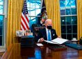 El gobierno del presidente demócrata Joe Biden buscaría en la reforma migratoria crear una vía para la legalización de unos 11 millones de inmigrantes.