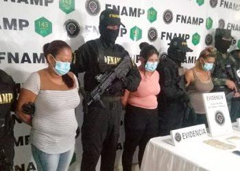 Los encausados fueron arrestados por la FNAMP, en la colonia Peña por Bajo y Las Pavas.