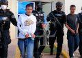 Caen dos pandilleros de la 18 acusados de varios crímenes en la capital