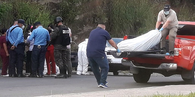 La directora del OV-UNAH, Migdonia Ayestas, instó a las autoridades de investigación y policiales para que se esmeren en realizar trabajos de prevención ante los hechos violentos