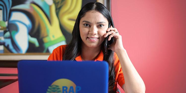 Como una medida de prevención sanitaria, el RAP ha implementado la modalidad de teletrabajo, atendiendo más de 240 mil contactos a través de sus canales digitales