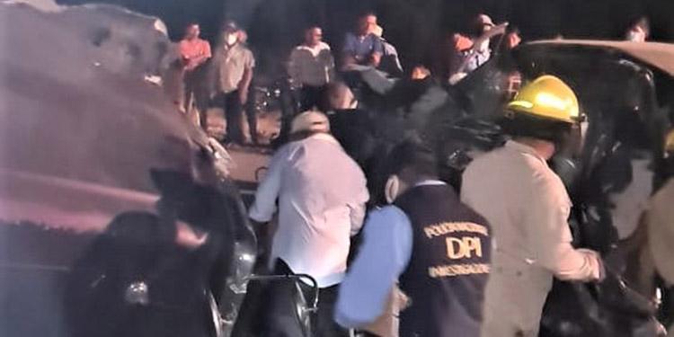 Las unidades del 911 registraron una ardua labor del 31 de diciembre al 1 de enero, según el portavoz Osman Reyes.