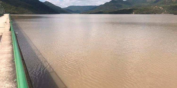 Las represas capitalinas cuentan con una importante reserva de agua para hacerle frente a la temporada seca.