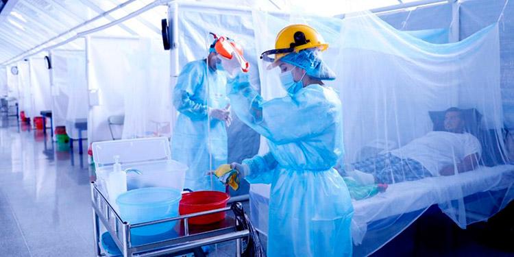 La Aneeah informó que 34 auxiliares de enfermería han muerto por COVID-19 y unas 96 han sido retiradas por presentar alguna enfermedad de base o por su edad.