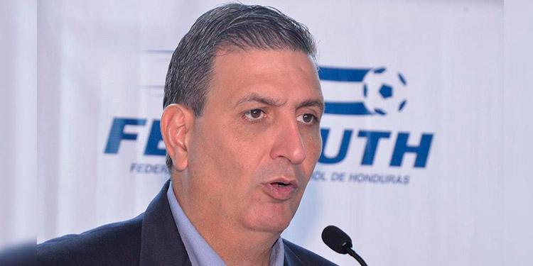 Jorge Salomón, presidente de Fenafuth.