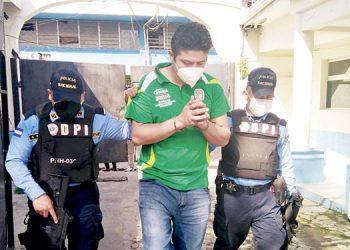 El individuo fue puesto a disposición de las autoridades de la zona norte para que se continúe con el proceso legal conforme a ley.