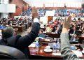 La sesión de inauguración de la cuarta legislatura será presencial.