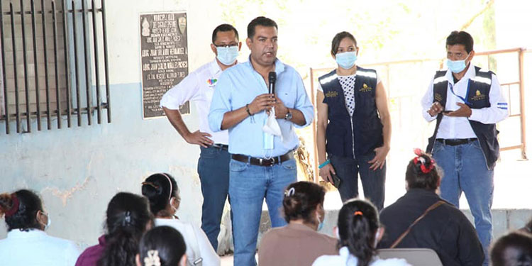 El alcalde de Siguatepeque, Juan Carlos Morales Pacheco, reveló que son 70 a 80 proyectos que se dejaron presupuestados para el año 2021.