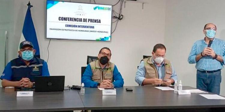 El hospital de Santa Rosa de Copán está alrededor del 60 por ciento.